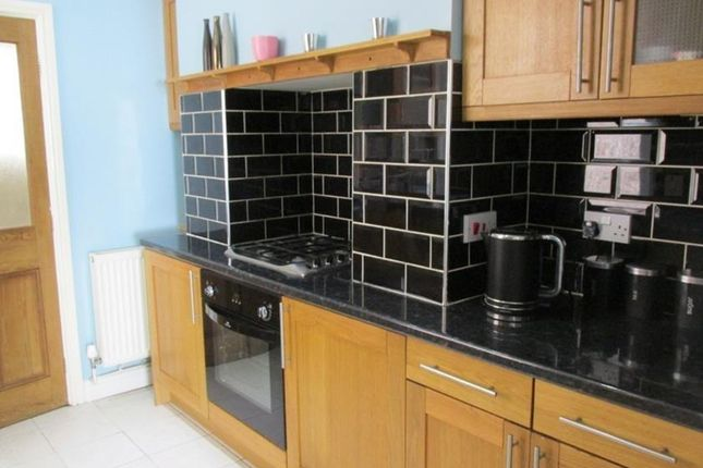 Thumbnail Terraced house to rent in Lady Tyler Terrace, Rhymney, Tredegar