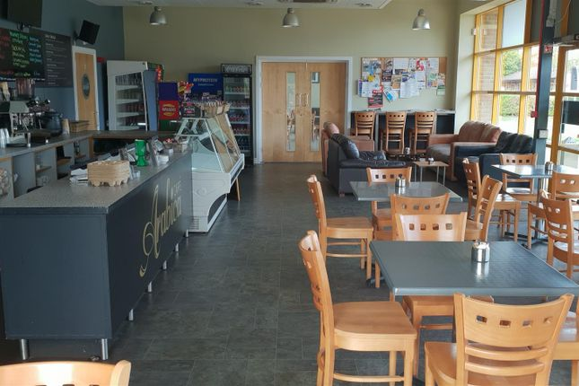Thumbnail Restaurant/cafe for sale in Gadbrook Park, Rudheath, Northwich