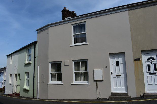 Thumbnail Terraced house to rent in Castle Street, Haverfordwest