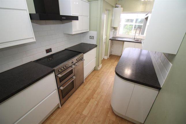 Thumbnail Semi-detached house for sale in Bush Road, Hellesdon, Norwich