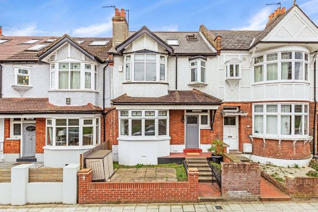 4 bed terraced house for sale in Birchwood Road, Furzedown, London SW17