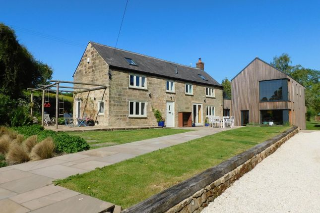 Thumbnail Country house for sale in Woolley Moor, Alfreton