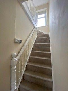 Stairs of King Street, Gelli CF41