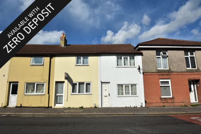 Thumbnail Terraced house to rent in Forton Road, Gosport, Hampshire
