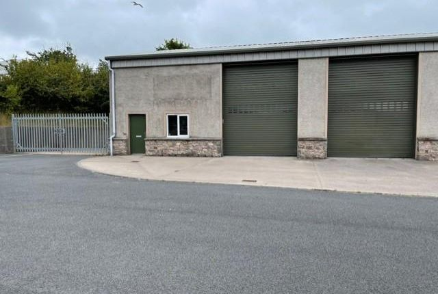 Thumbnail Light industrial to let in Ulverston Road, Dalton-In-Furness