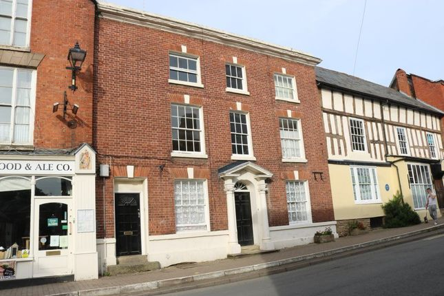 Thumbnail Flat to rent in Broad Street, Bromyard, Herefordshire