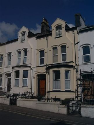 Thumbnail Flat to rent in Laureston Terrace, Douglas, Isle Of Man