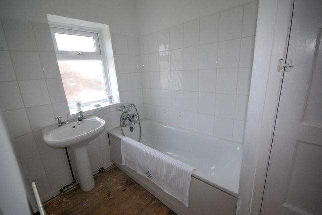 Bathroom of Kings Avenue, Hebburn NE31