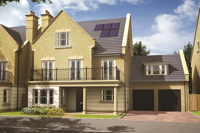 "Thumbnail Property for sale in ""The Morgan"" at The Avenue, Sunbury-On-Thames"