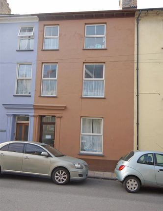 Thumbnail Terraced house for sale in South Road, Aberystwyth