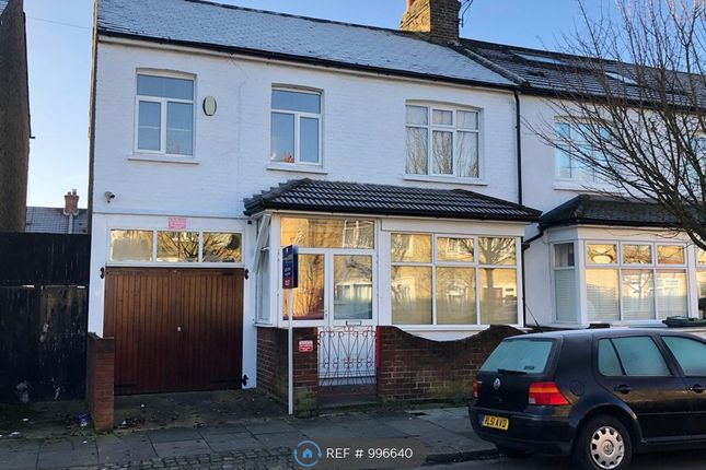 Thumbnail Semi-detached house to rent in King Edwards Road, London