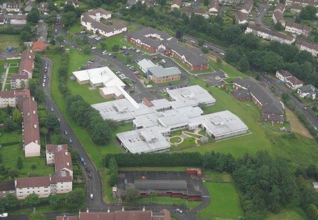 Thumbnail Land for sale in Former Drumchapel Hospital, Drumchapel Place, Glasgow