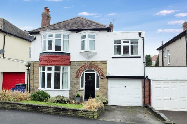 Thumbnail Detached house for sale in Old Park Avenue, Beauchief, Sheffield