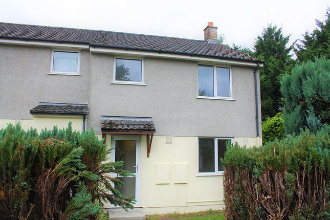 Thumbnail End terrace house to rent in Duchy Close, Launceston