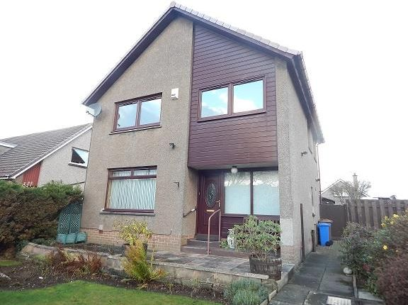 Thumbnail Detached house to rent in Morlich Gardens, Broughty Ferry, Dundee