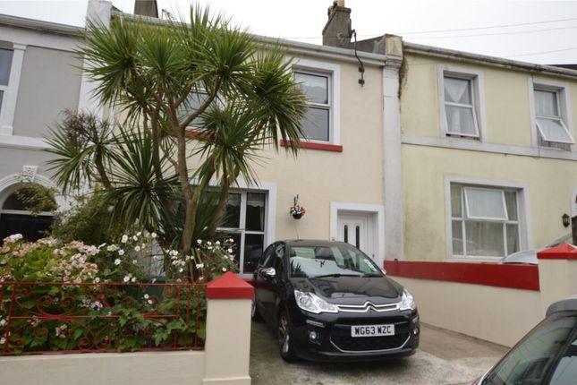 Thumbnail Terraced house for sale in Hatfield Road, Torquay, Devon