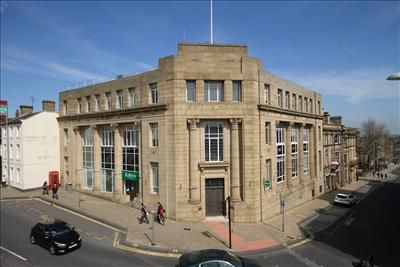 Thumbnail Office for sale in Permanent Building, Regent Street, Barnsley