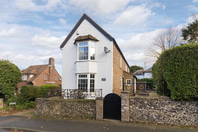 3 bed detached house to rent in Station Road, St. Margarets-At-Cliffe, Dover CT15