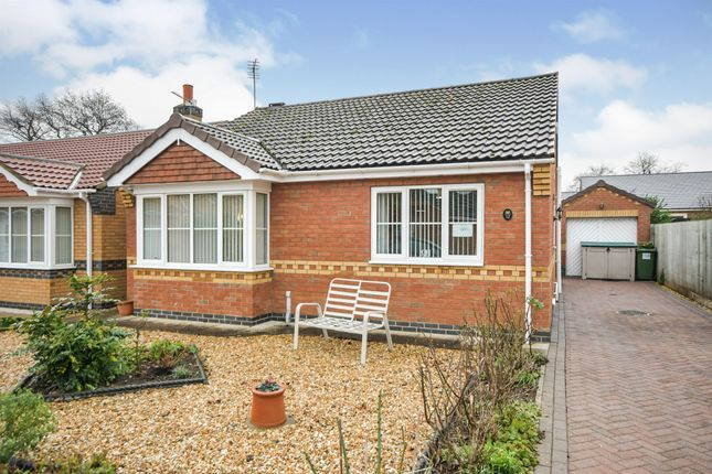2 bed detached bungalow for sale in Milton Close, Cherry Willingham, Lincoln LN3