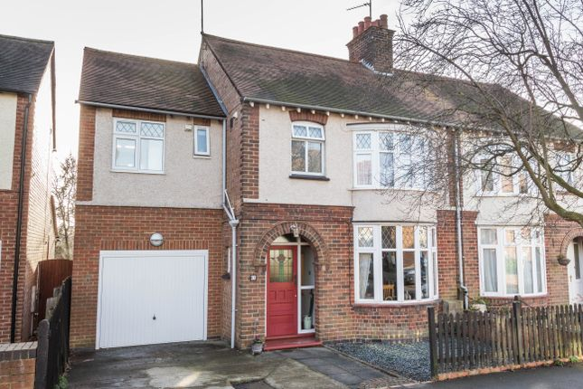 Thumbnail Semi-detached house for sale in Prospect Avenue, Rushden