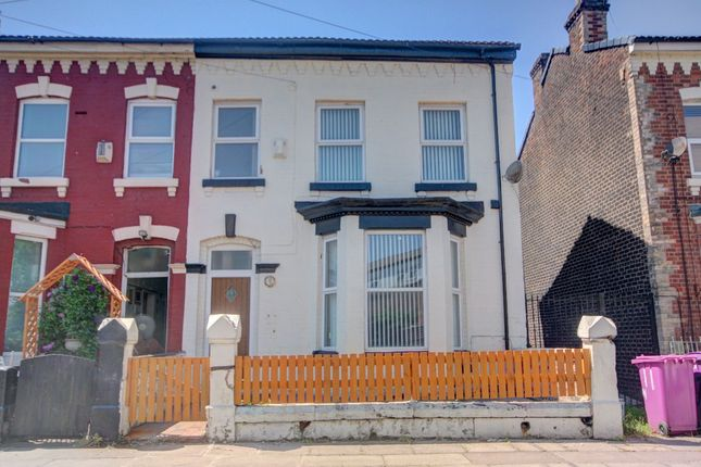 Thumbnail Shared accommodation to rent in Clifton Road, Tuebrook, Liverpool