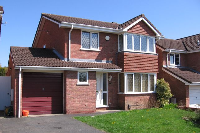 Thumbnail Detached house to rent in Aqueduct, Telford