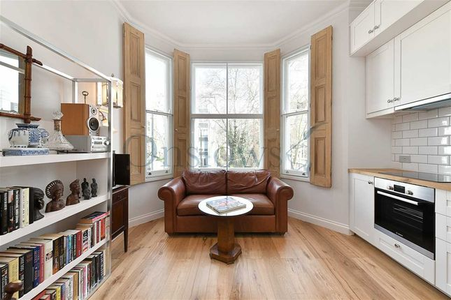 Reception Room of Earls Court Road, London W8