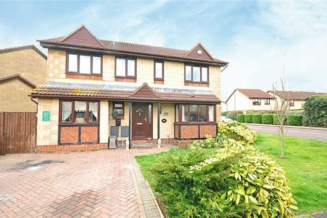 Thumbnail Detached house for sale in Essex Close, Churchdown, Gloucester