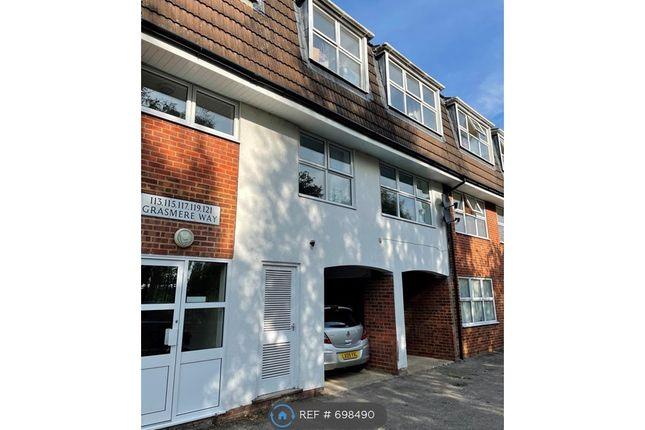 2 bed flat to rent in Grasmere Way, Leighton Buzzard LU7