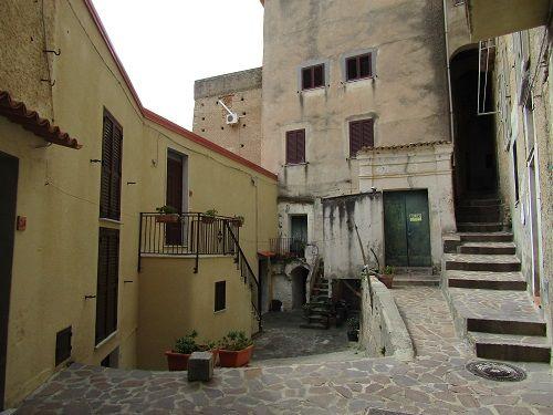 Centro Storico, Belvedere Marittimo, Cosenza, Calabria, Italy