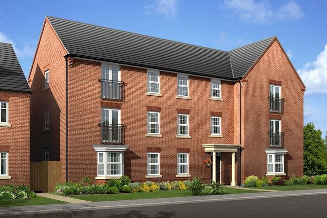 "Thumbnail Flat for sale in ""Cherwell"" at Magna Road, Canford"