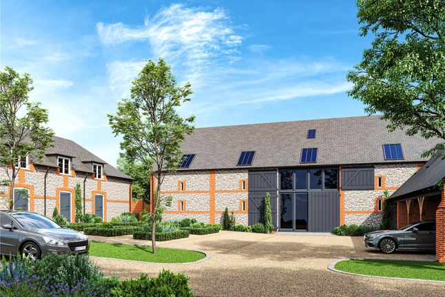 Thumbnail Detached house for sale in Britwell Salome, Watlington, Oxfordshire