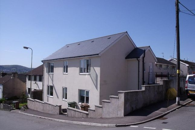 Thumbnail Flat to rent in Church Street, Bedwas, Caerphilly