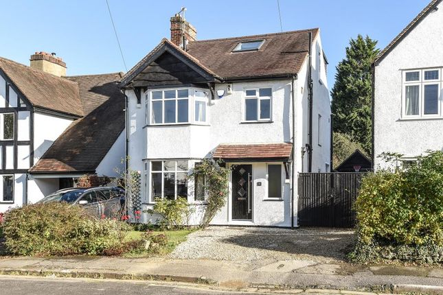 Thumbnail Detached house to rent in Highfield Avenue, Headington
