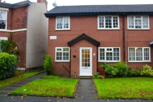 Thumbnail Flat to rent in 26 Green Court, Adswood Lane West