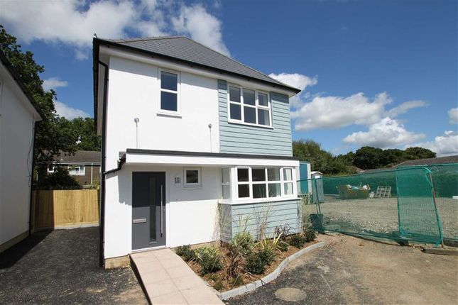 Thumbnail Detached house for sale in Glenville Road, Walkford, Christchurch, Dorset