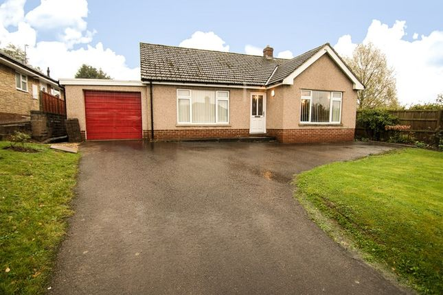 Thumbnail Detached bungalow for sale in Wyesham Avenue, Wyesham, Monmouth