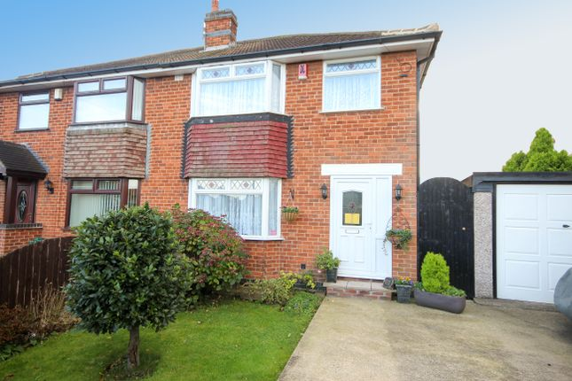 Semi-detached house for sale in Holtlands Drive, Alvaston, Derby