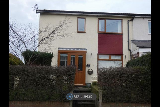 Thumbnail End terrace house to rent in Clough End Road, Hyde