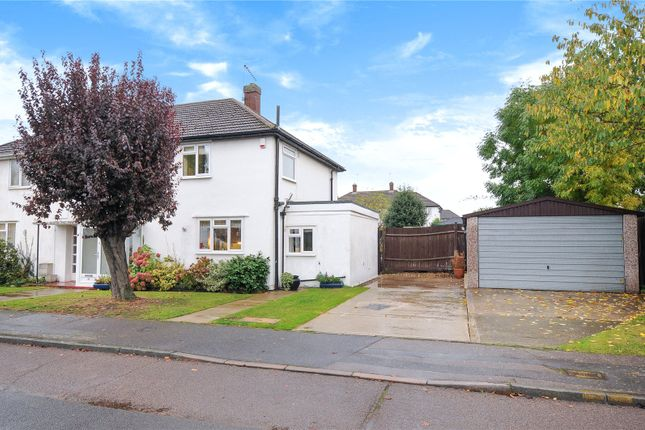 Thumbnail Semi-detached house for sale in Rutters Close, West Drayton, Middlesex
