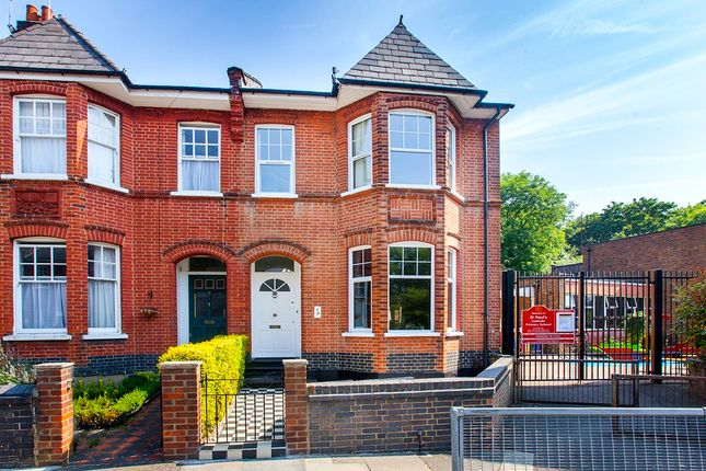 Thumbnail End terrace house for sale in Barratt Avenue, London