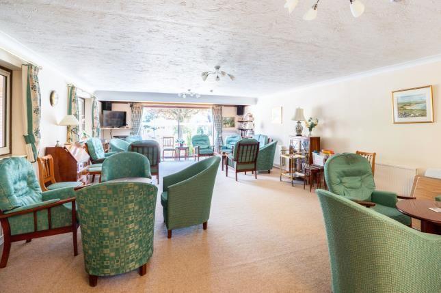 Communal Lounge of Tadworth Street, Tadworth, Surrey KT20