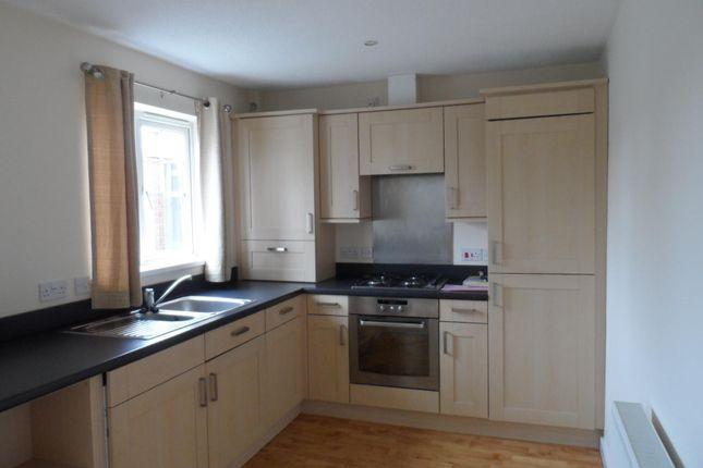 Thumbnail Flat to rent in Stamfordham Court, Ashington