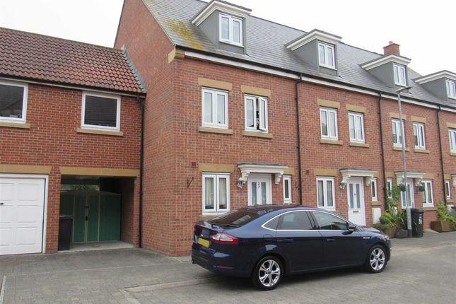 Thumbnail Semi-detached house for sale in Somerset Way, Highbridge, Somerset