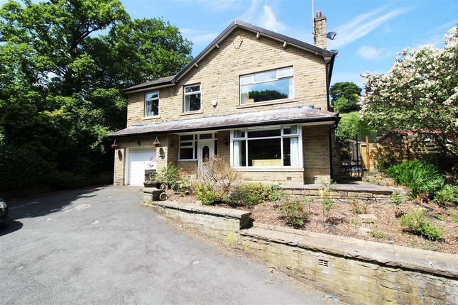 Thumbnail Detached house for sale in Rochdale Road, Sowerby Bridge, Sowerby Bridge