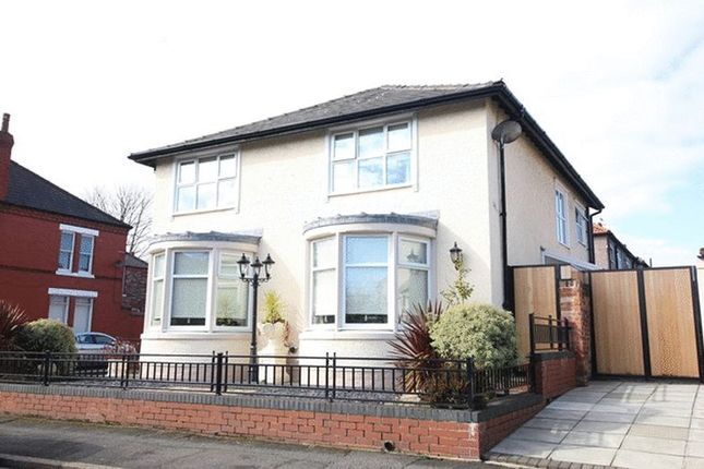Thumbnail Detached house for sale in Granard Road, Wavertree, Liverpool