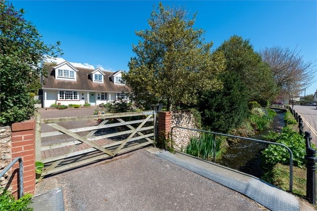Thumbnail Detached house for sale in East Budleigh, Budleigh Salterton, Devon