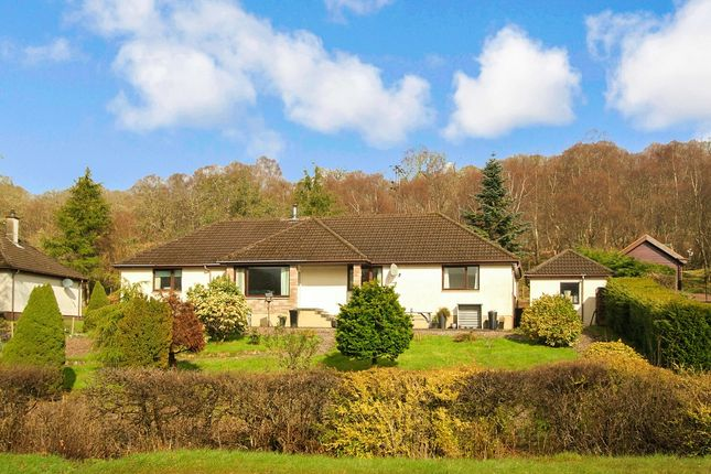 Thumbnail Detached bungalow for sale in Camus Na Ha, Annat, Fort William, Inverness-Shire