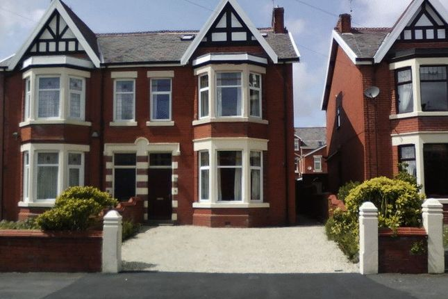 Thumbnail Property for sale in Beach Avenue, Lytham St. Annes