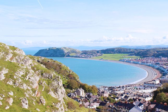 Thumbnail Detached house for sale in St. Beunos Road, Llandudno, Conwy